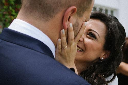 Casina Poggio Rota Testimonial sposi